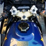 honda vf1000r azul