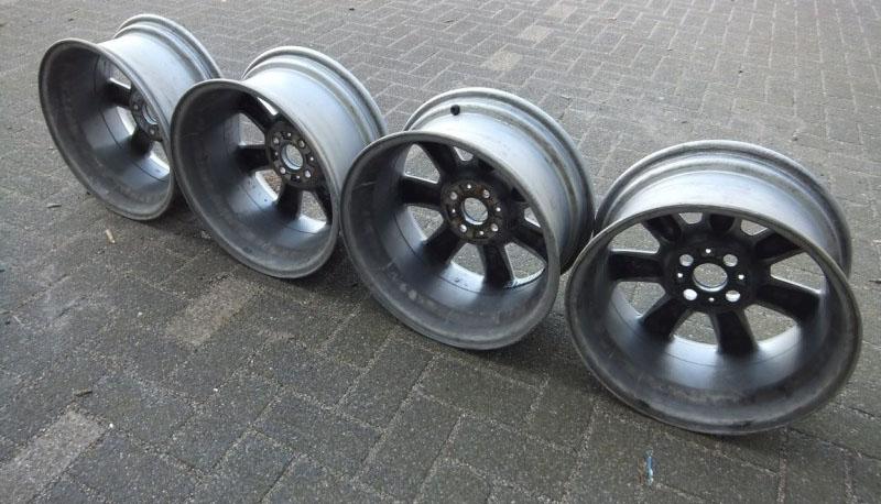 Llantas originales BMW Z1